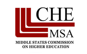 Accreditation - Middle States Commission of Higher Education