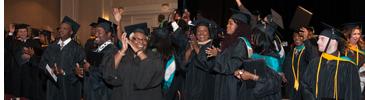University of Potomac Graduation