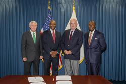University of Potomac Signing Defense Acquisition