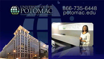 University of Potomac provides affordable, real world education with offerings for Associates, Bachelors and Masters degrees.