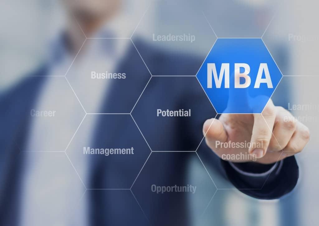 MBA-Graduate