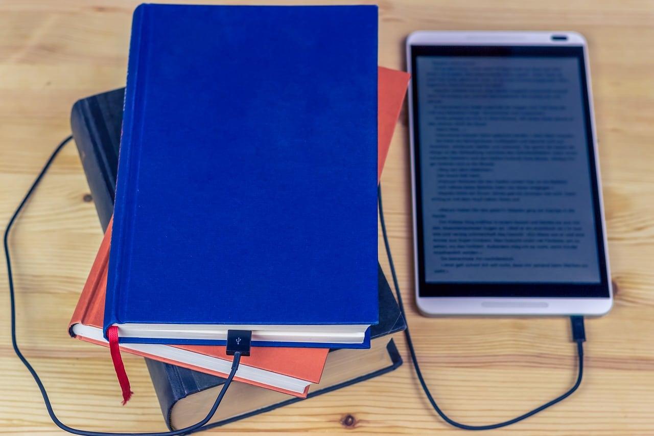ebook versus books