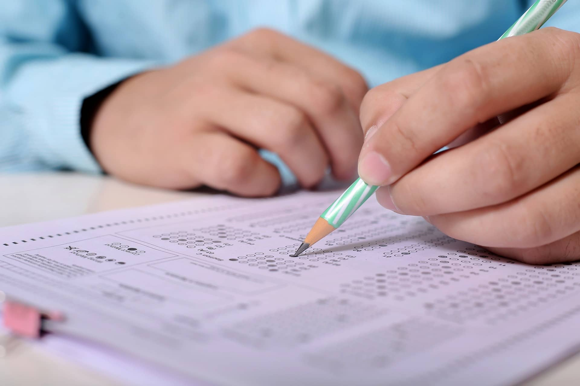 exam requirements